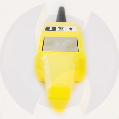 mafelec control box wiring diagram pendant control box 2 button slim 2x 2no bpi2580a  pendant control box 2 button slim 2x