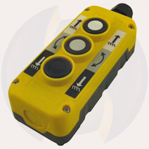 mafelec control box wiring diagram mafelec handcontrol box 3 button 3x 1no ysi1263  mafelec handcontrol box 3 button 3x 1no